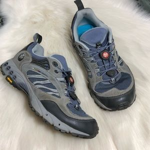 Merrell Continuum Sneakers Hiking Shoes